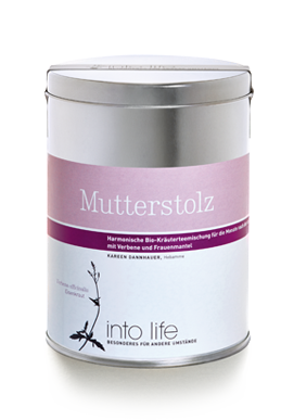 Into Life - Mutterstolztee