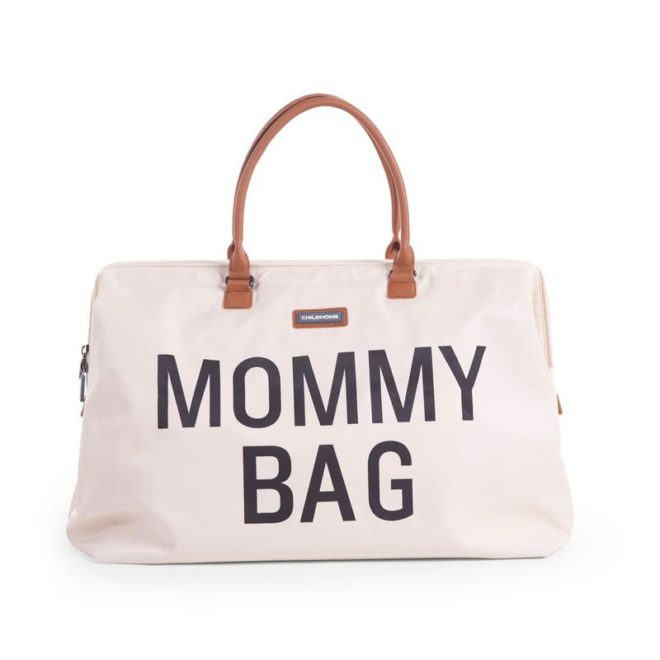 Mommy Bag Alt Weiss