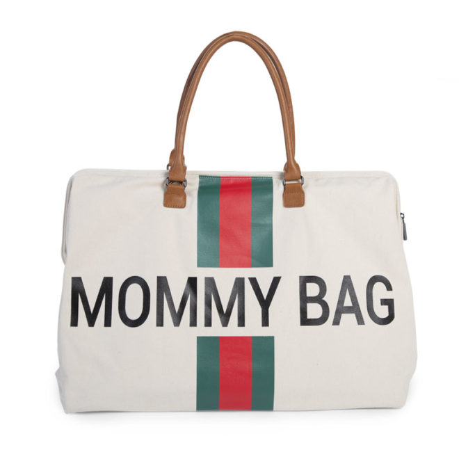 Mommy Bag - Rot/Gruen