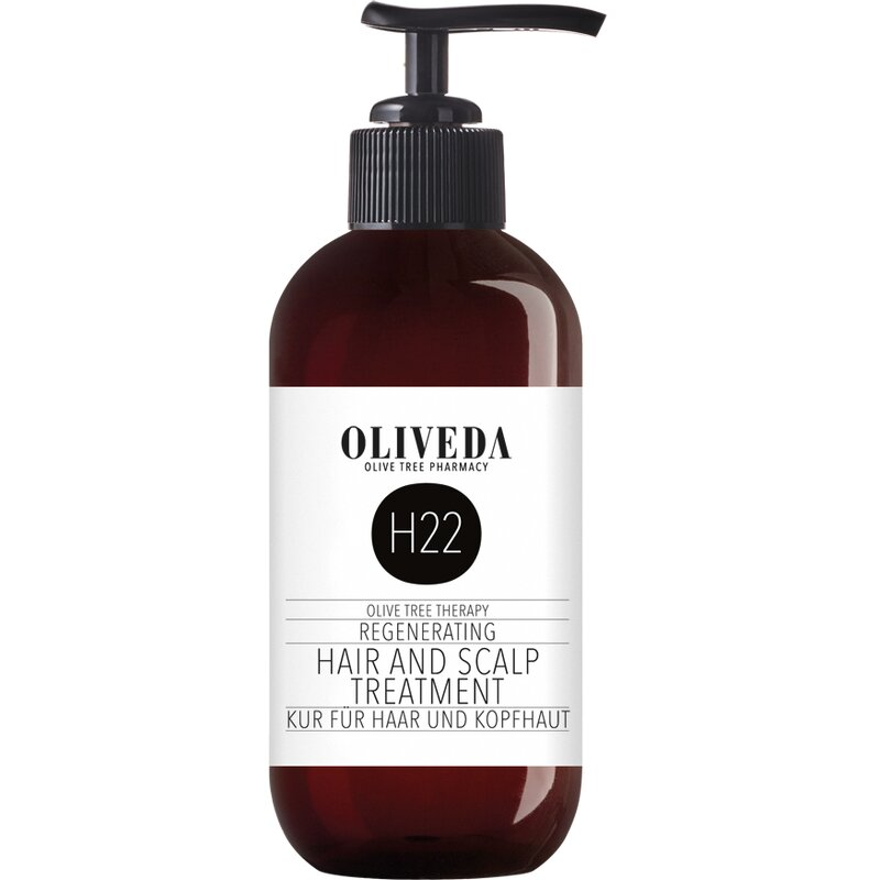 oliveda-h22-hair and scalp treatment