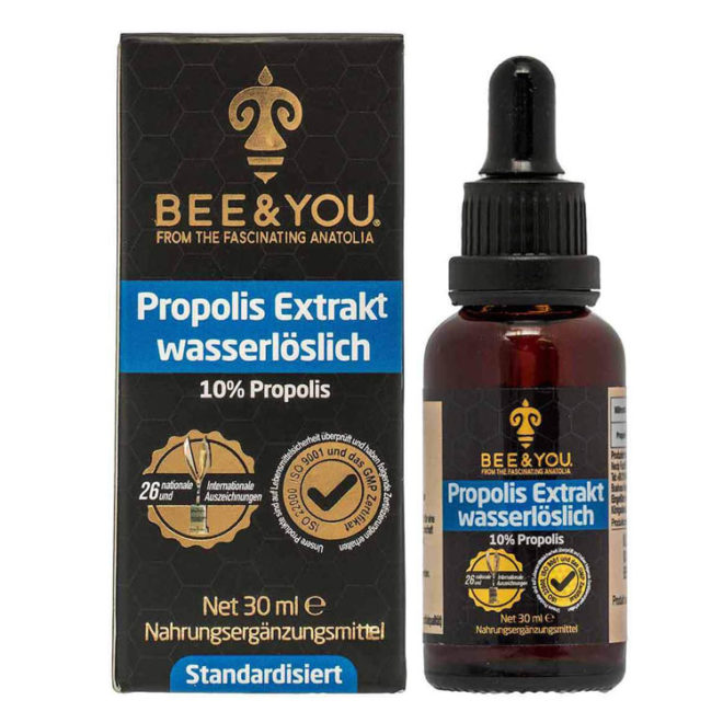 Bee & You Propolis extrakt